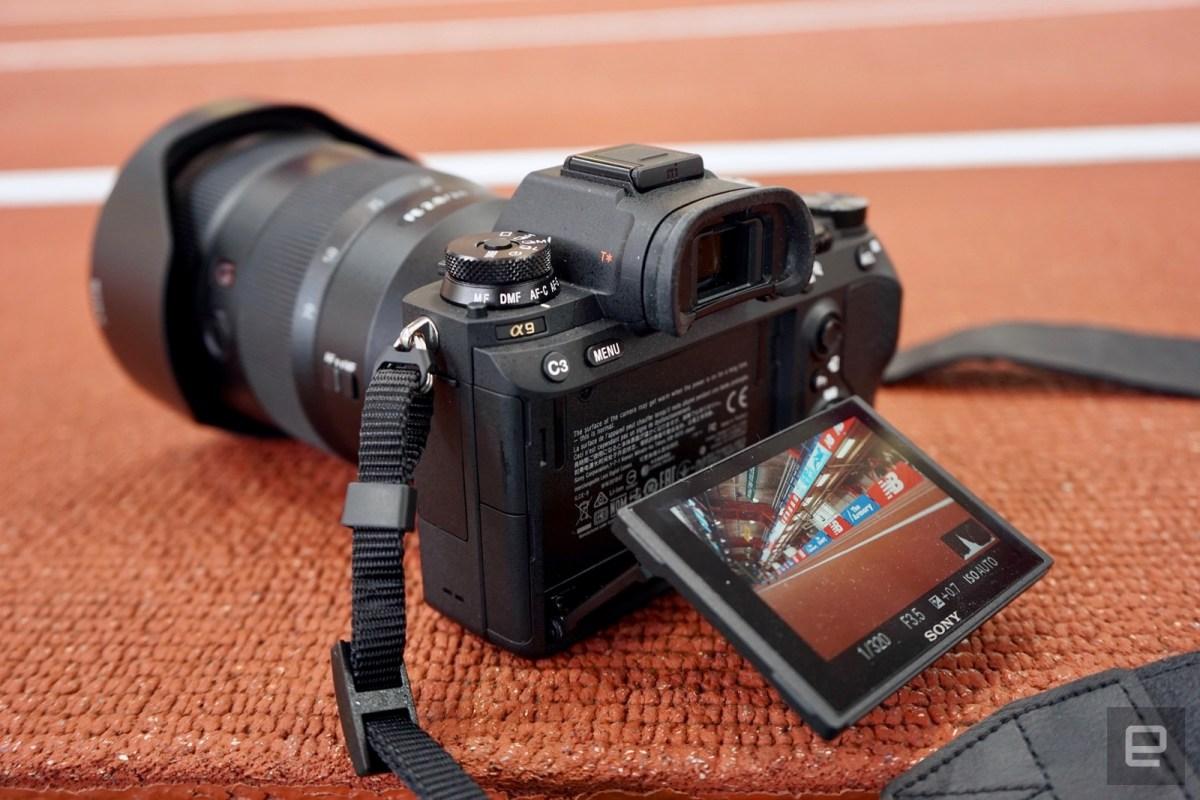 Sony A9 全幅無反 24 小時實拍體驗