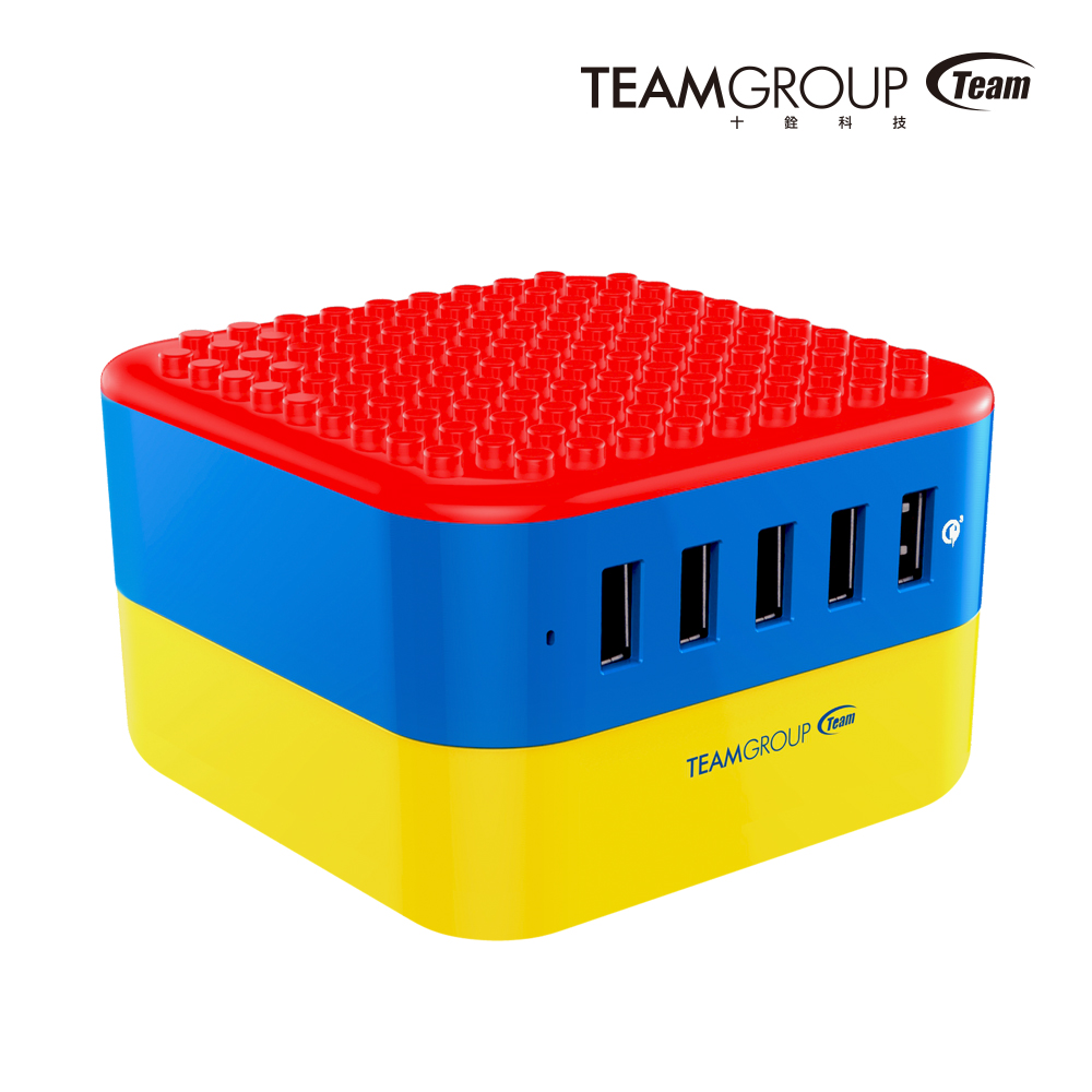 TeamGroup_Brick Charger_WD02_1