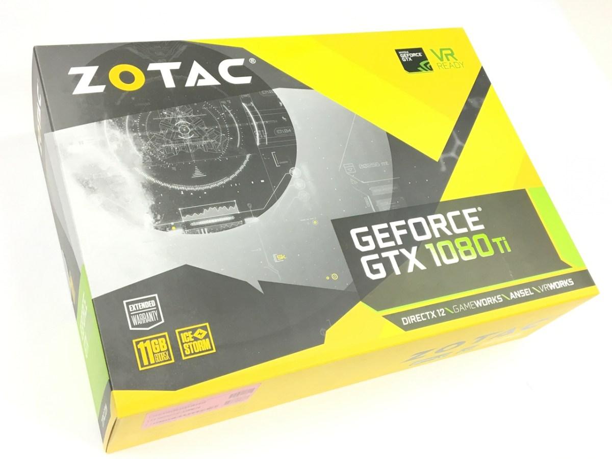 短小精幹,為ITX高效小巧能平台而生Zotac GTX 1080Ti Mini開箱!!