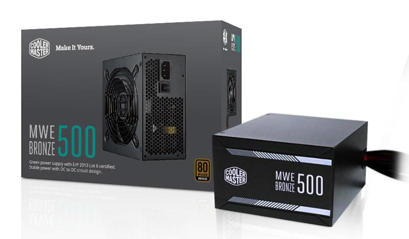 MWE Bronze 500