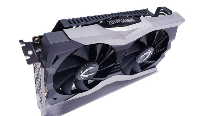 ZOTAC GAMING GeForce RTX 2060 AMP (6GB GDDR6) 顯示卡評測