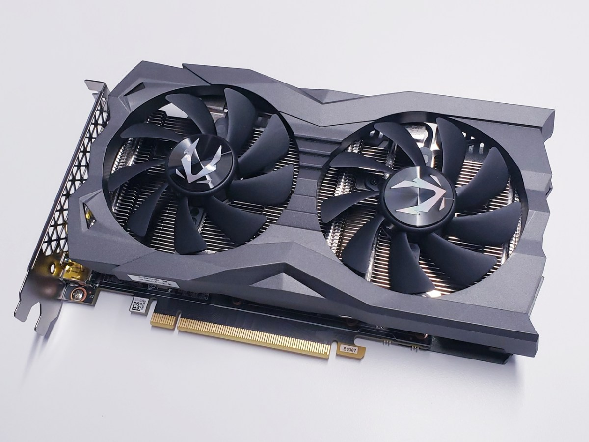 ZOTAC GAMING GeForce GTX 1660 Ti AMP 6GB GDDR6 顯示卡評測