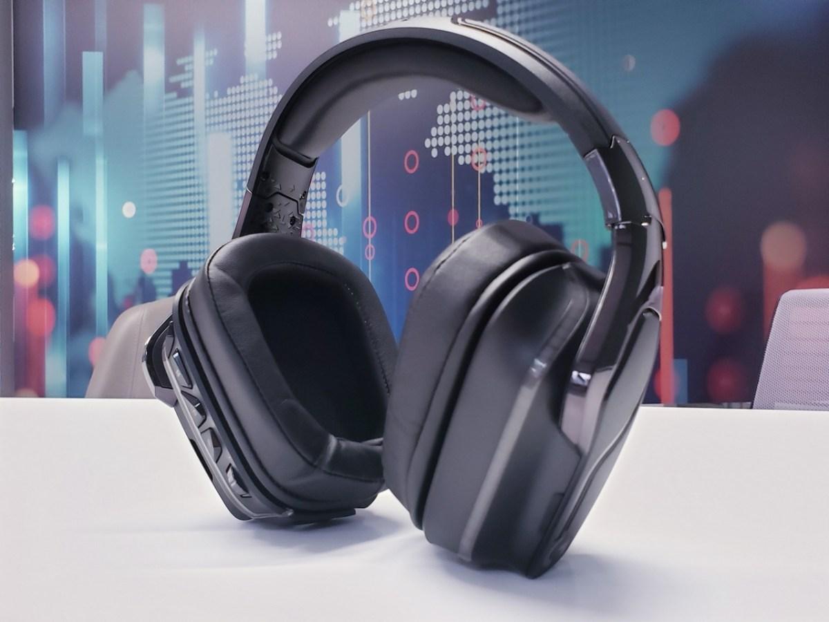 Logitech G933S無線7.1 聲道環迴音效LightSync電競耳機評測 - 無拘無束的極致享受