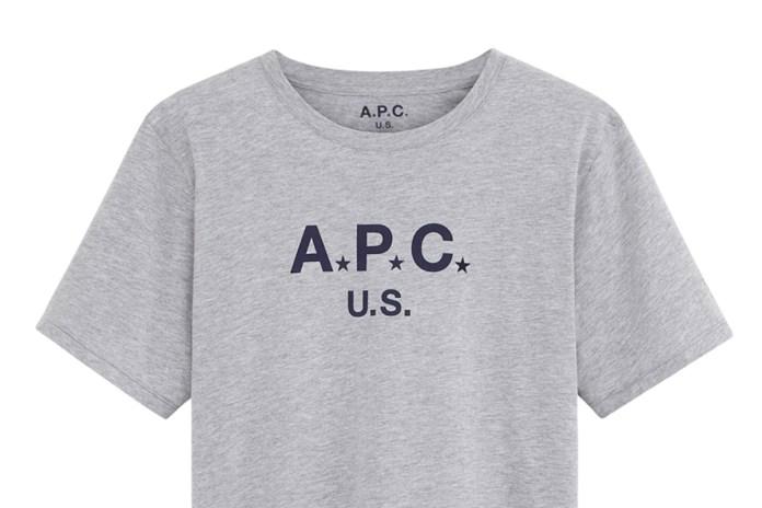 A.P.C. 全美國製造系列「A.P.C.U.S.」