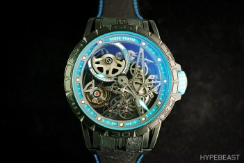 Picture of 【SIHH 2017 回顧】極罕 Roger Dubuis Excalibur Spider Pirelli 系列