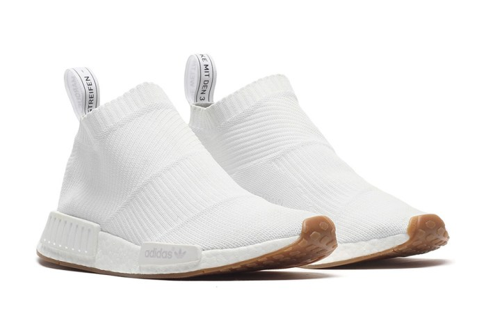 「無菌白」adidas Originals NMD City Sock「GUM」發售日期確定!