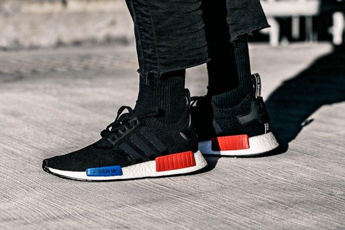 【無料放送】大熱球鞋 adidas Originals NMD 元祖配色