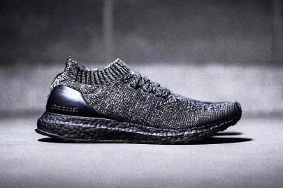 搶先預覽 adidas UltraBOOST Uncaged 全黑羊毛 Primeknit 配色
