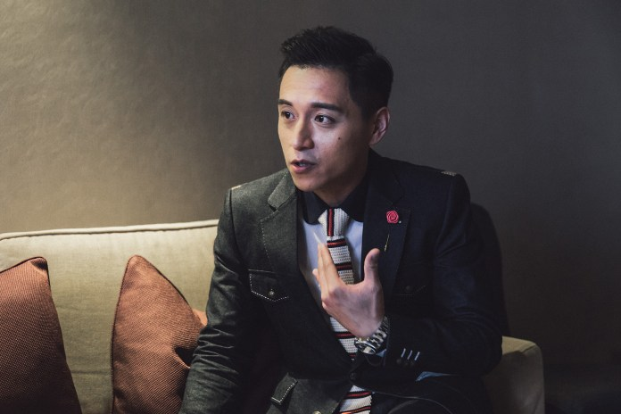 【AFA 亞洲電影大獎】與鄭人碩淺談:影壇需要年輕人的活力