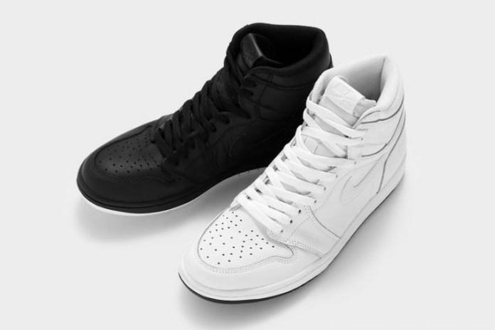 黑白陰陽 - Air Jordan 1 Retro High OG 「Yin - Yang」 Pack