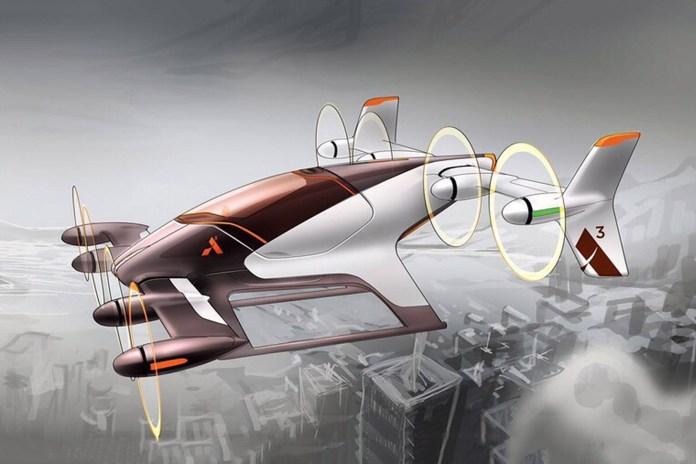 Airbus 計劃於今年推出單人座「飛行汽車」原型