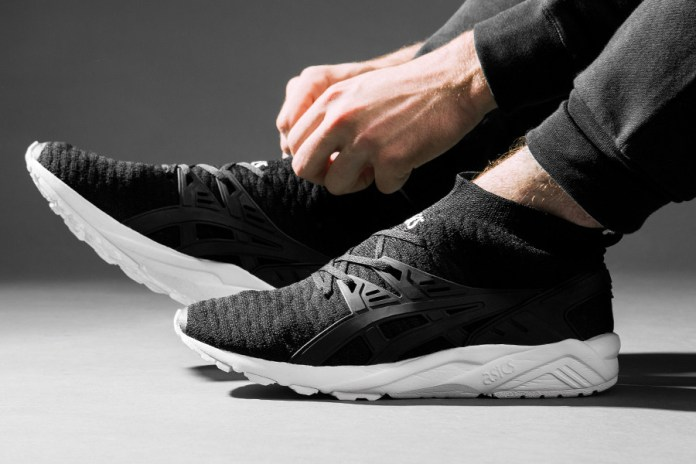 ASICS Tiger 推出全新鞋款 Gel-Kayano Trainer Knit MT