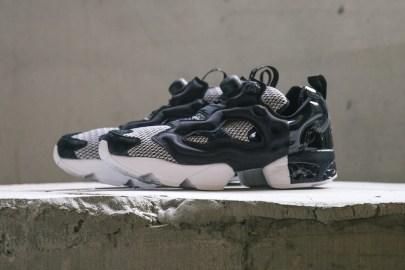 Black Scale x Reebok 全新聯名 Instapump Fury 鞋款