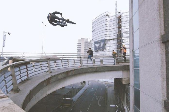 BMX 車手 Sebastian Keep 打造驚險 Wallride 短片「WALLS」