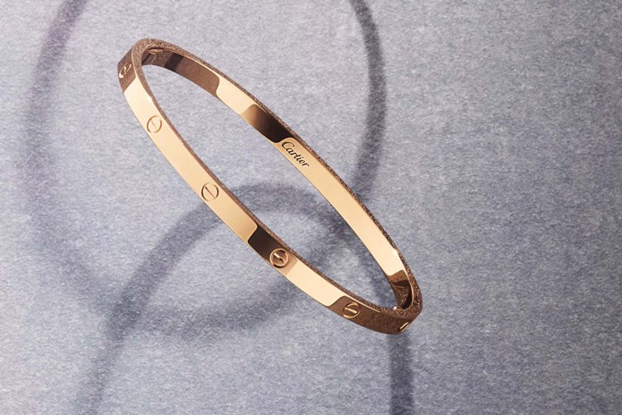 Cartier 全新變奏版 LOVE Bracelet 迎來價格調整