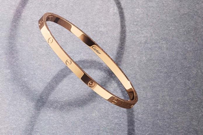 Cartier 變奏版 LOVE Bracelet 迎來全新價格調整
