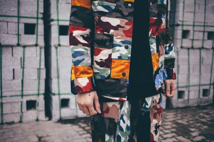 CLOT 2017 春夏「Brick Camo 」系列上架