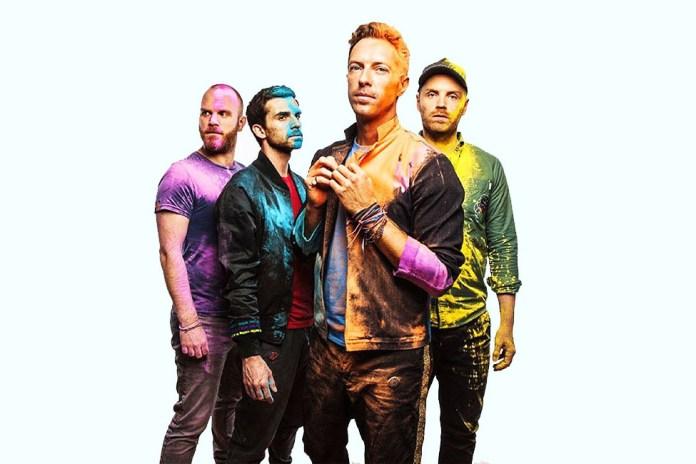 RADWIMPS 將以嘉賓身份出場 Coldplay 世界巡演東京場