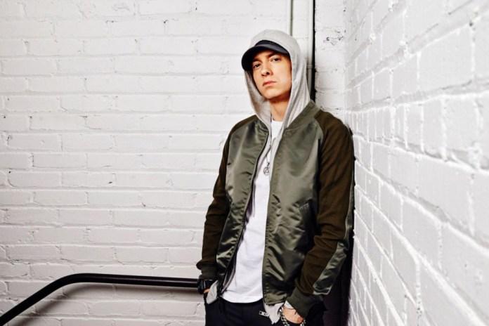 Eminem 將在 Big Sean 最新單曲中獻唱