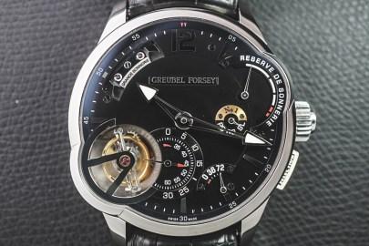 【SIHH 速報】鑽研 11 年-鐵血腕錶品牌 Greubel Forsey 推出工藝最高腕錶 Grande Sonnerie