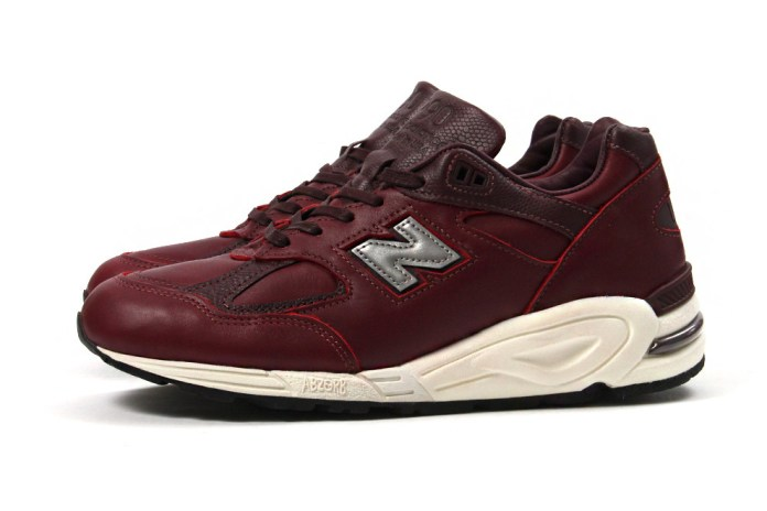 Horween x New Balance 990v2 Made in USA 全新配色登場