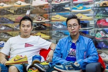 #HYPEKICKS - 專訪香港 Nike SB Dunk Low 收藏家 Jeff 及 Simon