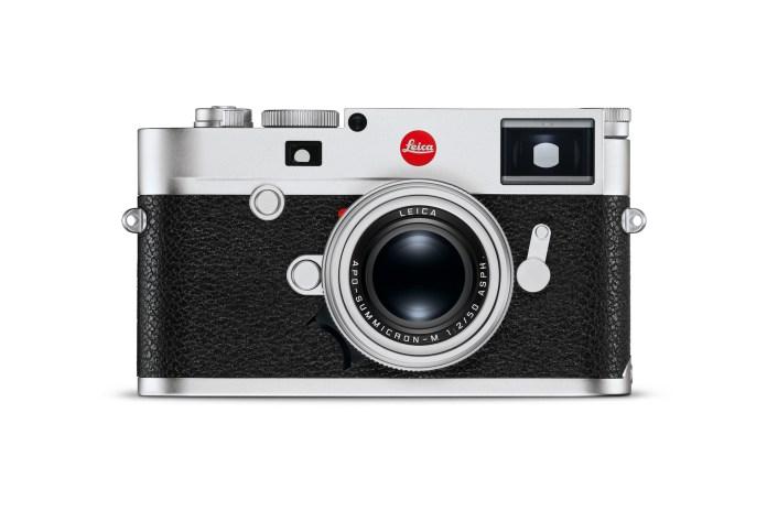Leica 正式發佈全新旁軸相機 M10