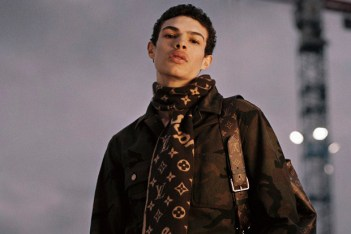 Picture of Paris Fashion Week 焦點-LOUIS VUITTON Men Fashion Show FW17 現場重溫