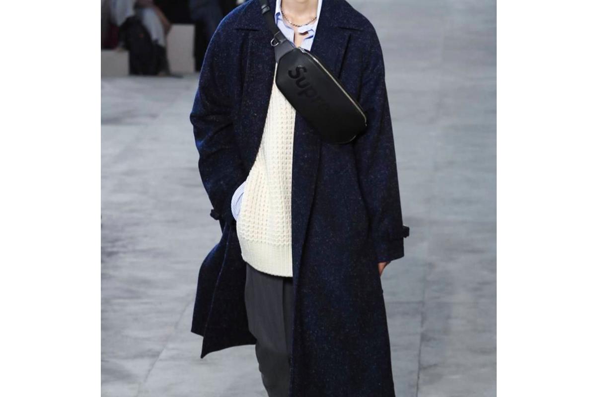 Louis Vuitton x Supreme Collaboration
