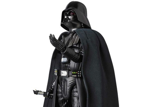 MAFEX 推出全新《Rogue One: A Star Wars Story》版本黑武士