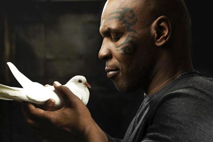 拳王 Mike Tyson 正在錄製個人首張說唱專輯