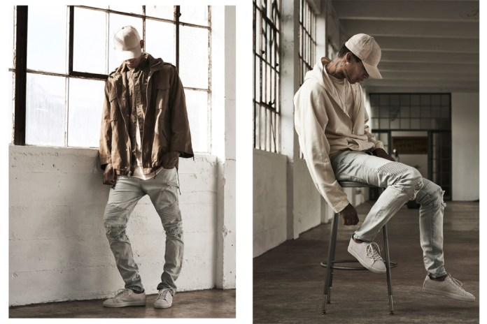 monkey time x STAMPD 聯名企劃「Under the Crown」Lookbook