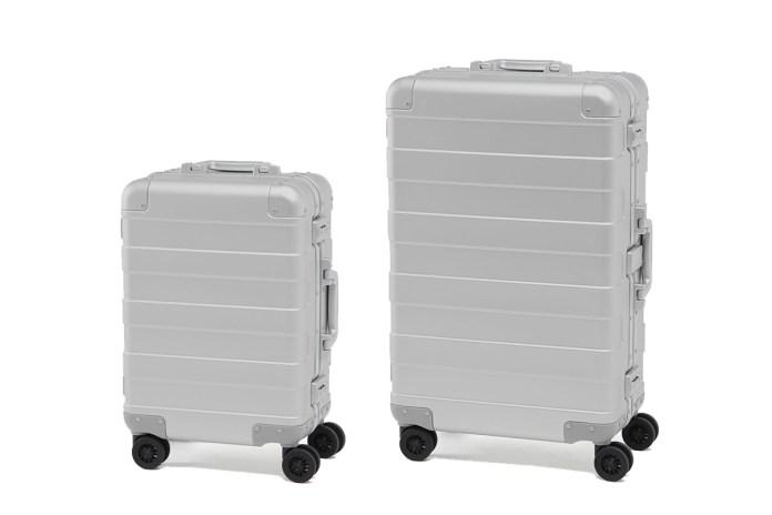 MUJI 推出金屬外殼旅行箱