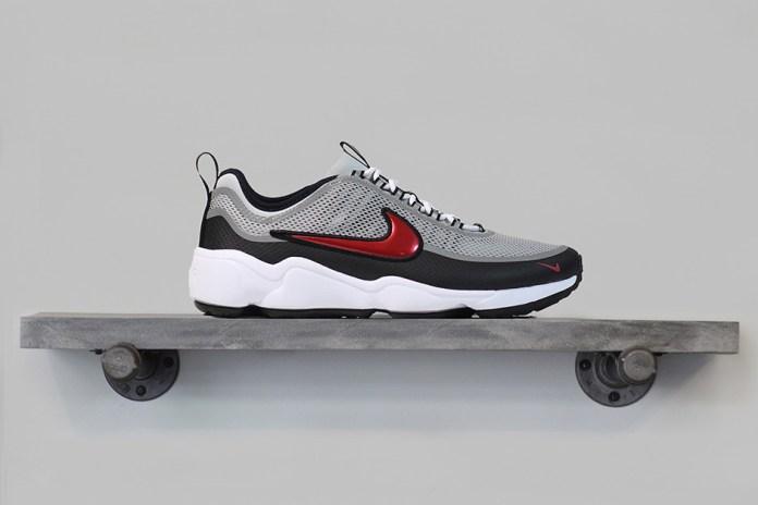 Nike Air Zoom Spiridon Ultra 推出全新配色設計