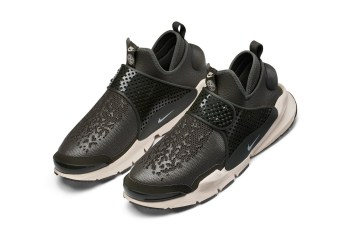 Picture of NikeLab x Stone Island 聯名 Sock Dart Mid 系列正式發佈