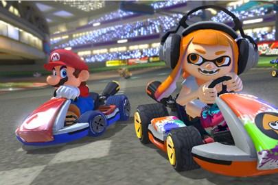 8 人混戰可能?!Nintendo 發佈 Switch《Mario Kart 8 Deluxe》販賣詳情