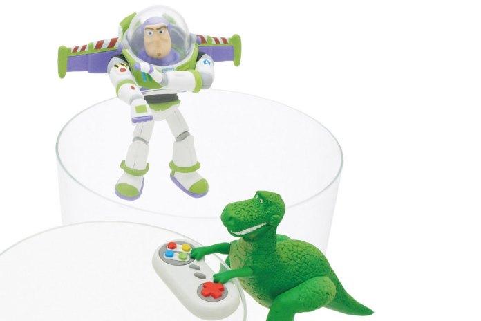 PUTITTO 將推出《Toy Story》杯緣子系列