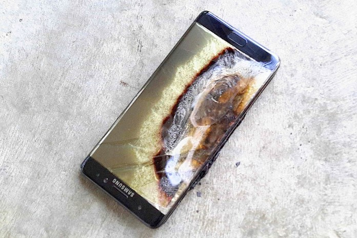 Samsung 正式公佈 Galaxy Note 7 電池爆炸事件真相
