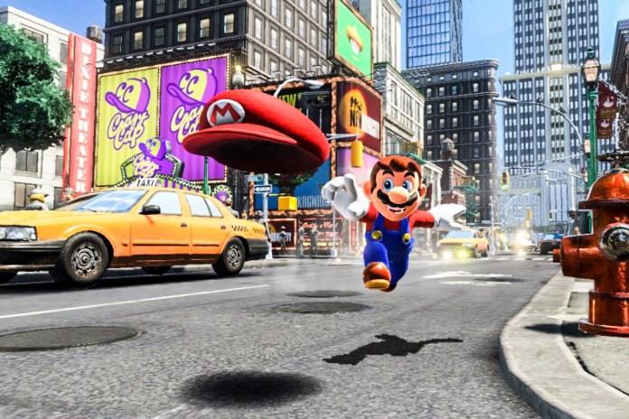 開放式大冒險-Nintendo Switch 專屬大作《Super Mario Odyssey》詳情釋出