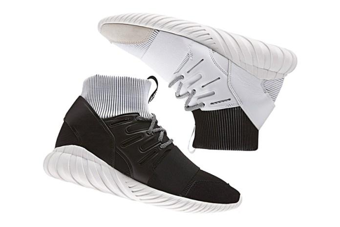 黑白恆常 - adidas Originals Tubular Doom 鴛鴦襲捲