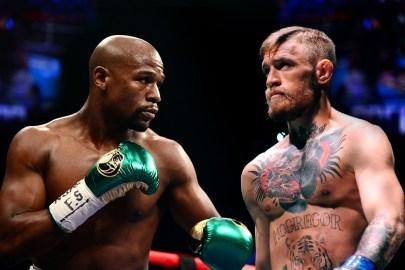 幻の對賽-UFC 主席 Dana White 提出 Floyd Mayweather vs Conor McGregor 出場酬金