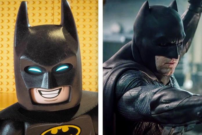 絕配!《BVS》蝙蝠俠激打場面配上《LEGO Batman》主題曲