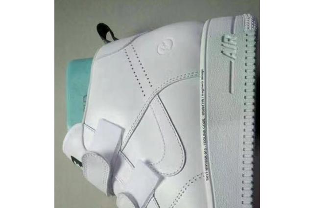 藤原浩 fragment design 與 Nike 聯乘新作流出