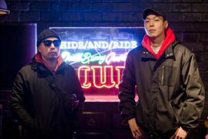 倫敦街頭廚藝混合首爾藝術-King CookDaily 與 SAMBYPEN 怎樣炮製出火花?