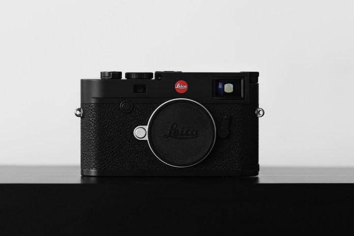 實物近賞-全新 Leica M10 相機