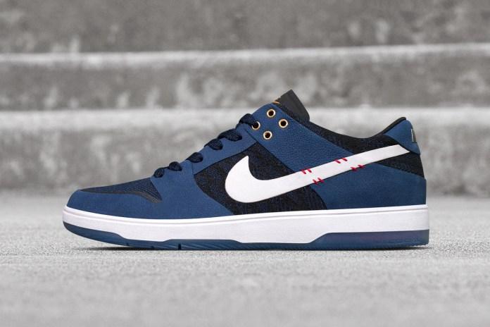 全新 Nike SB Zoom Dunk Elite Low 首雙滑手專屬鞋款