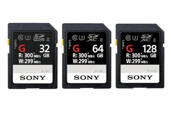 Sony 推出全球最高傳輸速度 SD 高機能記憶卡!