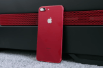 Picture of iPhone 7 (PRODUCT)RED 紅色特別版開箱影片