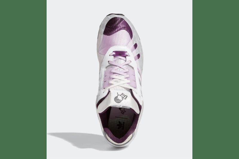 喜茶 HEYTEA x adidas Originals ZX 7000 最新聯名鞋款率先曝光