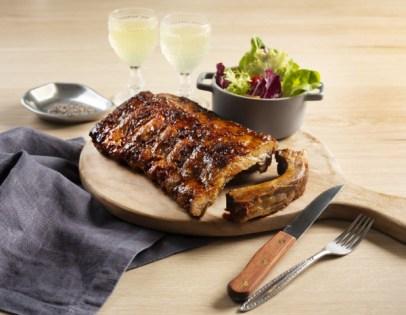 醬油醋香燒豬肋排 | 美味食譜 | 李錦記香港